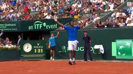 Gael Monfils, Tennis