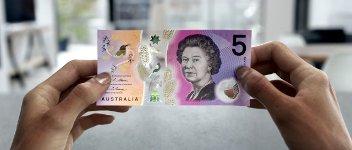 Next Generation Banknote Australien