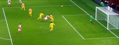 Olivier Giroud FC Arsenal Tor des Jahres