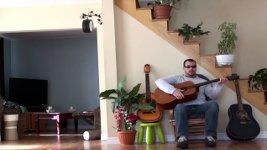 Gitarre Katze Karma