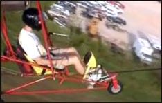 flugzeugcharter, rundflug, pilotenausbildung, motorgleitschirm