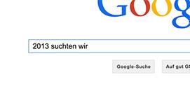 Google Zeitgeist - 2013 - Deutschland