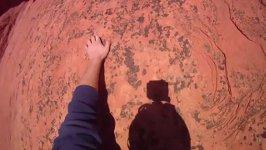 Absturz klettern Gefühl