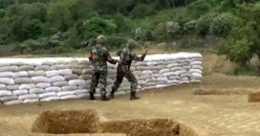 Granate Soldat Fehlwurf