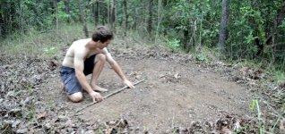 Grashütte bauen