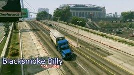 GTA 5 - Truck Stunt Jump