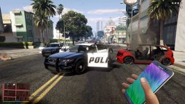 Samsung Galaxy Note 7 bei GTA 5