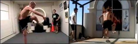 Hacky Sack Video