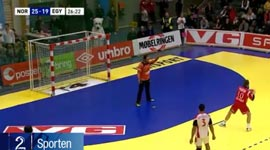 handball, 7 Meter, Siebenmeter