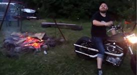 Harley Feueranzünder