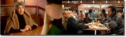 Harry und Sally, Extended Orgasm Scene