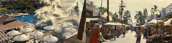 HEREAFTER Featurette: Visual Effects Shot Breakdowns Reel