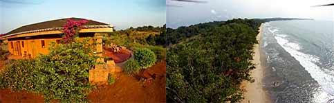 Urlaubsvideo mit dem Hexacopter, Afrika
