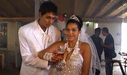 Hochzeit, Feuerwerk