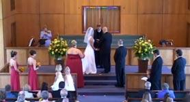 Hochzeits Flasher