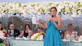 Hochzeitsrede rappen