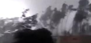 Tornado in Tschechien