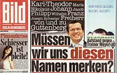 Holger Klein, Radio Fritz, Guttenberg