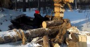 Holz Hammer knapp idiot