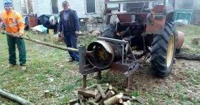 Holz schneiden Maschine