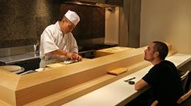 richtig Sushi essen