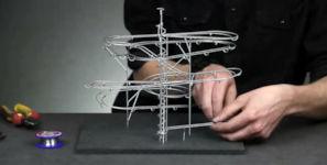 Murmelbahn selbst bauen