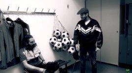 HSV Spieler Fußball lernen