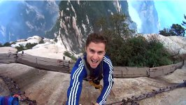 Hua Shan plank walk - Harness