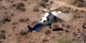 Hubschrauber Retter Fail