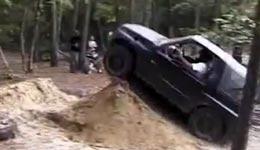HOLY FUCKING SHIT, Huge Car Jump