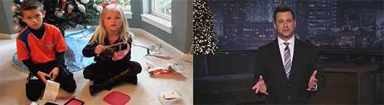 Schreckliche Geschenke zu Weihnachten