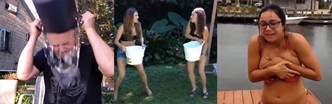Ice Bucket Challenge Fails Compilation