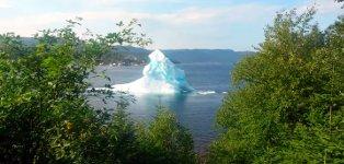 Eisberg Tsunami