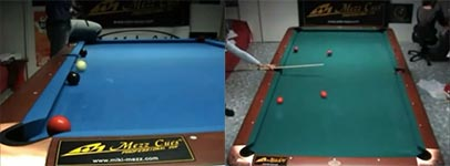 Billard, Queue, Billardkugeln
