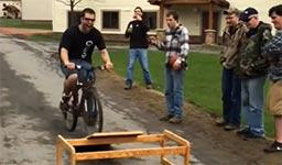 Bike, Flip, Fail