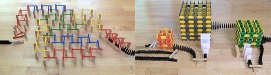 Domino Tricks