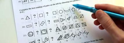 IQ-Test lösen