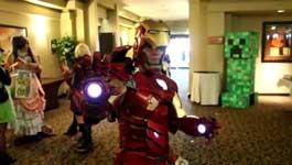 IRON MAN, Kostüm, costume