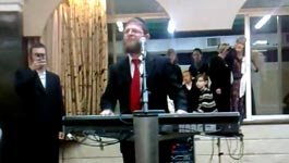 israel, party, Michel Teló -- Ai Se Eu Te Pego