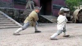 Mönch Jackie Chan Shaolin