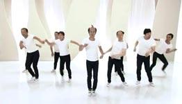 japan, männer tanzen