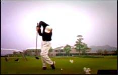japaner, golf spielen, mehr platz