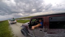 Jeep GoPro Selfie Fail Aftermath