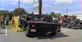 Jeep, Rampe, Fail