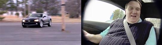 Pepsi MAX, Jeff Gordon, Test Drive