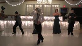 Jeff Loehrke Wedding Dance