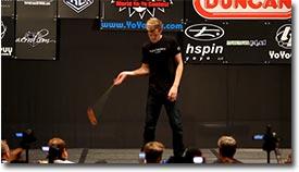 Jensen Kimmitt - JoJo-Champion
