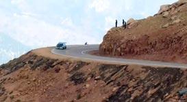 Jeremy Foley Crash - Pikes Peak International Hill Climb