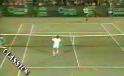 jimmy connors, tennisschläger