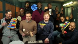Jimmy Fallon Ed Sheeran